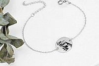 Bratari personalizate din argint care nu ar trebui sa lipseasca din cutia ta de bijuterii!