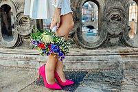 Cum asortezi pantofii la rochie - 8 ponturi la 8 culori