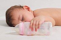 Laptele praf Topfer special conceput, poate sa fie dat copilului chiar din primele zile