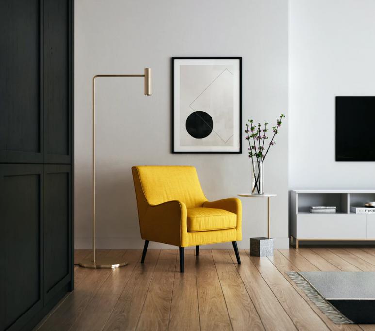 Top 5 obiecte de mobilier ce pot schimba instantaneu atmosfera unei camere