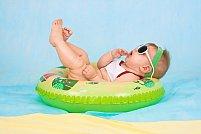 7 idei de activități distractive pentru bebeluși