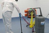 Servicii profesionale de dezinfectie: executie rapida, igienizare completa