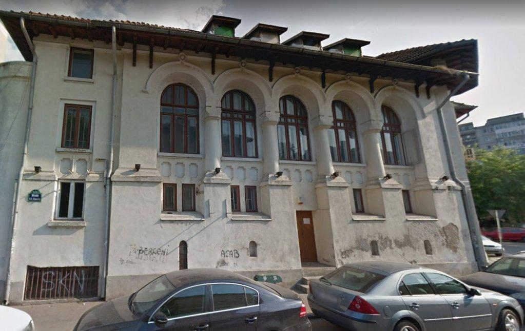 Istoria Bisericii Caramidarii de Jos, spusa de o firma de servicii funerare din Bucuresti