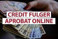 Credit fulger aprobat online. Se acordă instant?