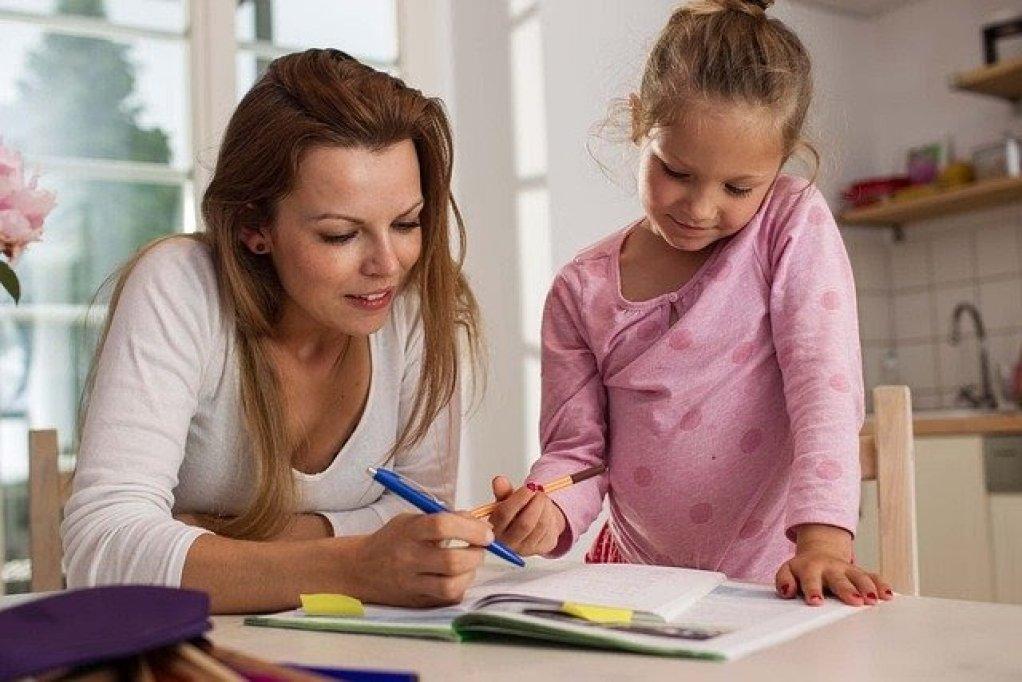 Cum sa tii rolul educatorului pentru copilul tau acasa