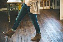 La ce ținute de iarnă poți asorta cizmele scurte