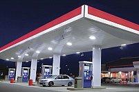Solutii inteligente pentru iluminatul benzinariilor
