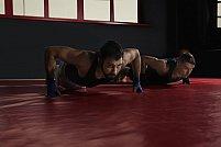 MMA: Încălzirea înainte de antrenament