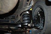 Perne auxiliare pentru prelungirea vieții suspensiei mașinii