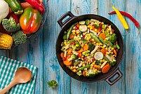 Rețete cu iz mexican: 3 idei simple și delicioase cu mixuri de legume