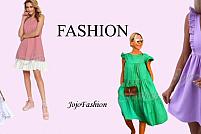 Sfaturi pentru a alege rochii de zi casual (si pentru a le face sa arate cool)