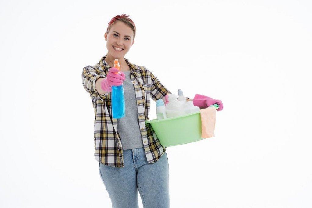Curățenia de primăvara 2021: 4 pași simpli