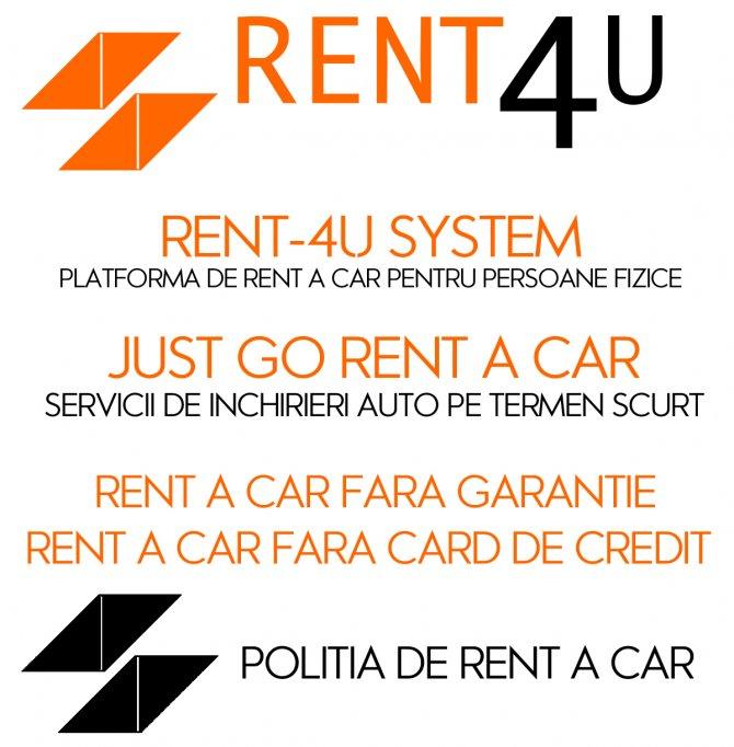 Rent-4U mai mult decat o firma de rent a car