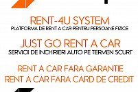 Rent-4U mai mult decat o firma de rent a car