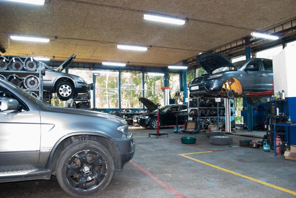 Servicii profesionale pentru intretinerea si repararea cutiilor automate de viteze