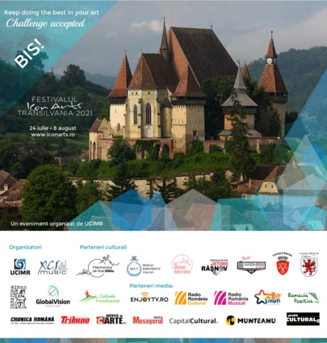 Festivalul ICon Arts Transilvania 2021