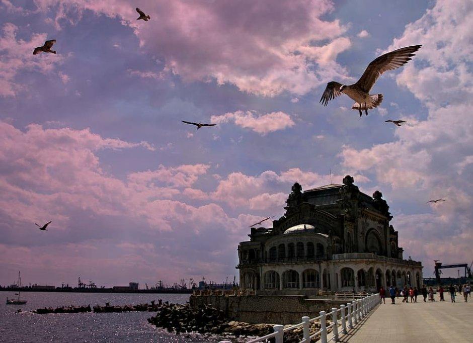 Top 7 cele mai frumoase obiective turistice de la malul Marii Negre