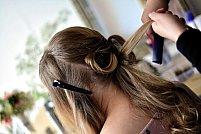 Cum să coafezi părul rar?