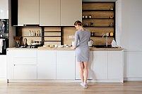 Mobilarea bucătăriei, mai uşoară ca niciodată