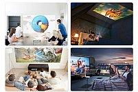 Înlocuiți televizoarele cu videoproiectoare de la nutushopall.ro și bucurați-vă de o nouă experiență