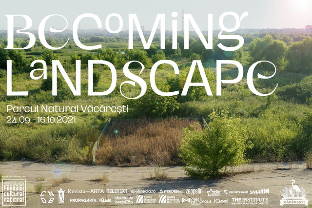 Becoming Landscape