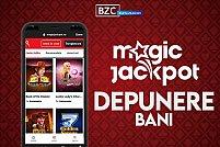 Cum să depun banii la Magic Jackpot