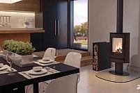 Stresat din cauza prețurilor mari la factura de gaz? Alege varianta încălzirii cu o sobă modernă pe lemne!