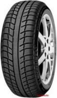 205/55R16 91H PRIMACY ALPIN PA3 ZP RUN FLAT MS MICHELIN