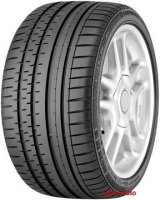 255/40R17 94W SPORT CONTACT 2 FR SSR RUN FLAT CONTINENTAL