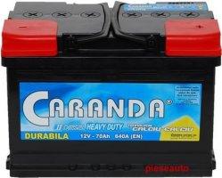 Acumulator CARANDA DURABILA 12V 70Ah