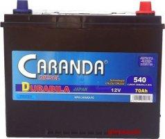 Acumulator CARANDA DURABILA JAPAN 12V 70Ah