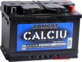 Acumulator ROMBAT 12V 62Ah Calciu