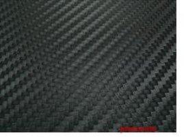 Folie carbon 3D neagra latime 1.27m
