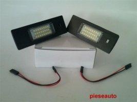 Lampa LED numar pentru  BMW