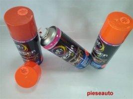 Spray vopsea  flourescent portocaliu,400ml