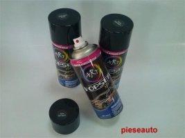 Spray vopsea nemetalizat gri mat,400ml