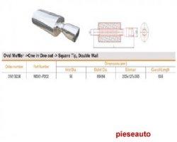 Toba Inox M001-P202