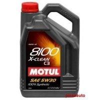 Ulei MOTUL 8100 X-CLEAN 5W30 5L