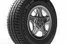 215/65R16C 109/107R AGILIS ALPIN 8PR MS MICHELIN E B  71