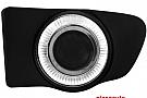 proiectoare BMW E39 96-00  pozitie angeleyes  negru