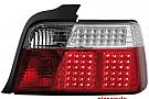 Stopuri LED BMW E36 Lim.cu LED-semnal  rosu/cristal