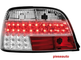Stopuri LED BMW E38 95-02  cristal
