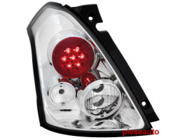 Stopuri LED Suzuki Swift 05-10  crystal