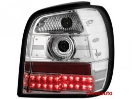 Stopuri LED VW Polo 6N 95-98  crystal