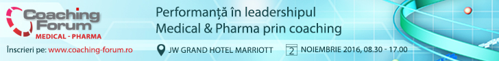 Coaching Forum Medical - Pharma