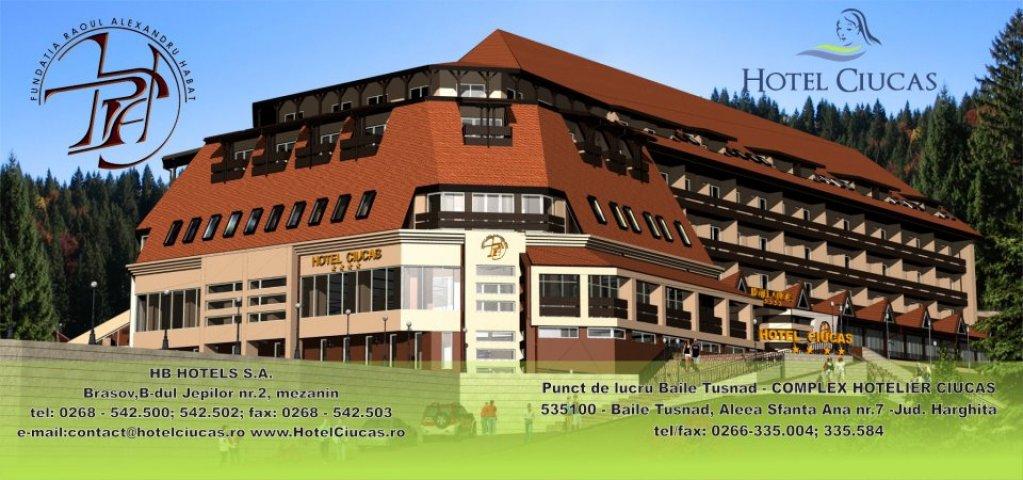 Hotelul Ciucas