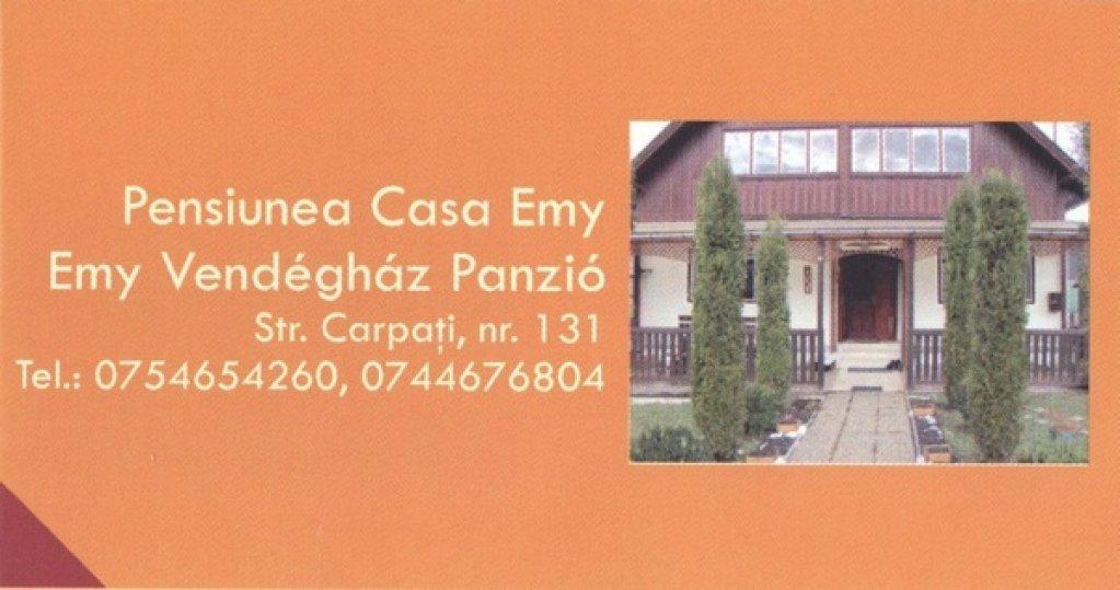 Pensiunea Casa Emy