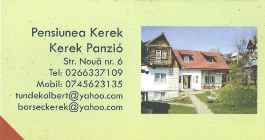 Pensiunea Kerek