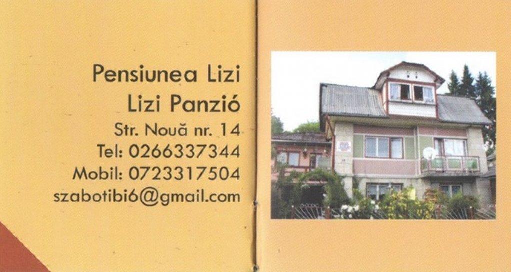 Pensiunea Lizi