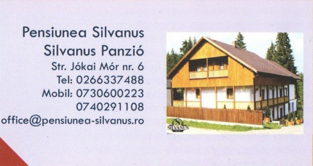 Pensiunea Silvanus